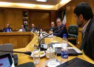 نشست مشترک اعضای شورای عالی جامعه حسابداران رسمی ایران و رییس کل بانک مرکزی جمهوری اسلامی ایران